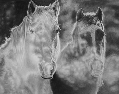 Mist Print by Glen Powell