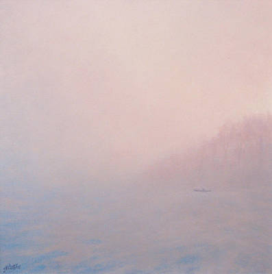 Mist Off Shore Original by J Kelsey