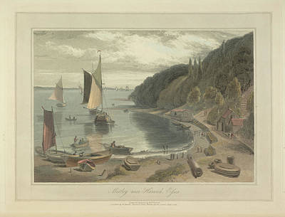 Mistley Print by British Library