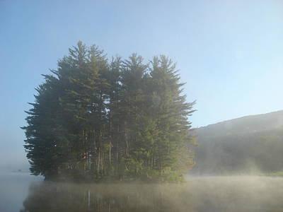 Misty Morning Original by Elisabeth Ann