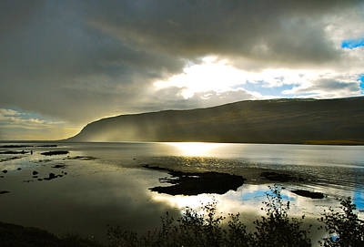 Bob Berwyn Photograph - Misty Westfjords by Bob Berwyn