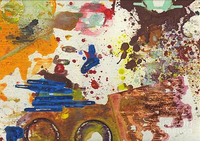 Deep Space Art Painting - Mixology 101 by Eric Llama