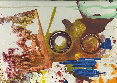 Deep Space Art Painting - Mixology 102 by Eric Llama