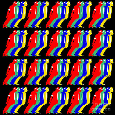 Stanley Slaughter Digital Art - Mj Smooth Criminal by Sol Sketches