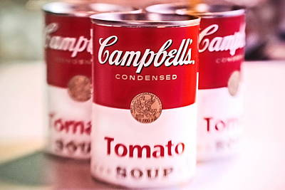 Pop Can Photograph - Mmm Mmm Good by Colleen Kammerer