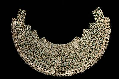 Moche Breastplate Print by Science Photo Library
