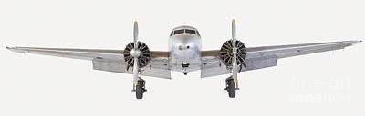 Model Of A Lockheed Electra Print by Steve Gorton / Dorling Kindersley / Science Museum, Wroughton