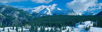 Molas Pass Summit, Million Dollar Print by Panoramic Images