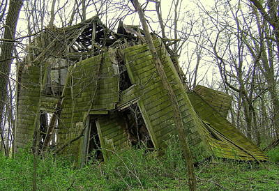 Photograph - Moldy Oldie by Claude Oesterreicher