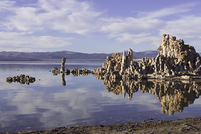 Landscapes Photograph - Mono Lake Afternoon  by Priya Ghose