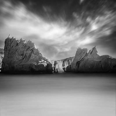 Impressionism Photograph - Monochrome Days by Taylan Soyturk