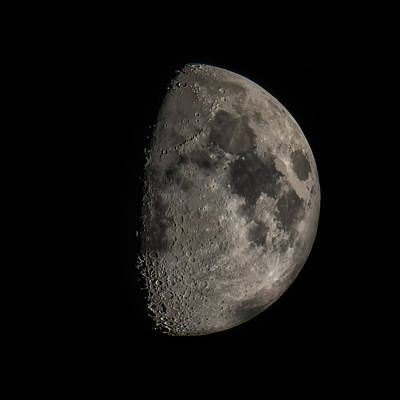 Moon Print by Paul Freidlund