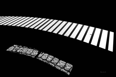 Shadow Photograph - Moonlight Under The Highway by Bob Orsillo