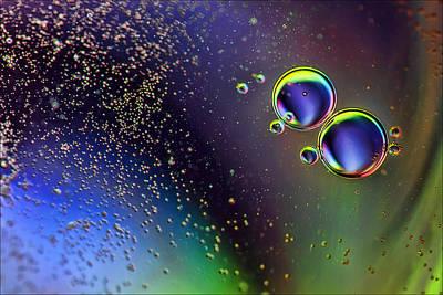 Concept Photograph - More Bubbles by EXparte SE