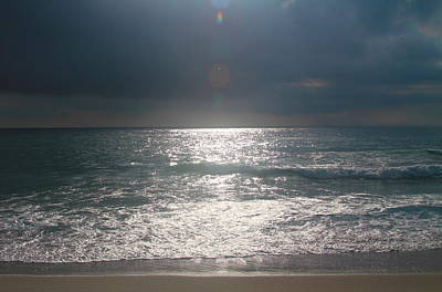 Beach Photograph - Morning At Rodanthe Beach by Cathy Lindsey