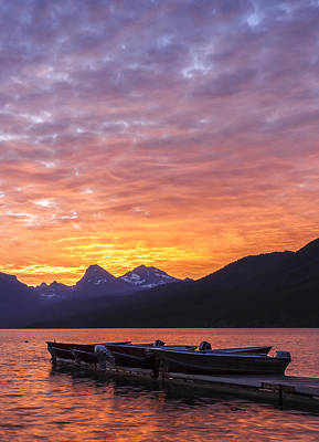 Boat Digital Art - Morning Light II by Jon Glaser
