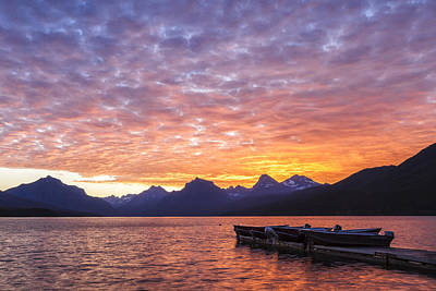 Morning Light Print by Jon Glaser