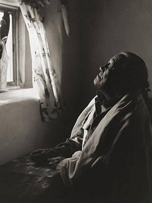 Teresino Jiron - Taos Original by Gary Auerbach