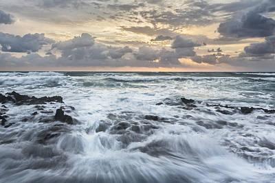 Acrylic Photograph - Morning Strength by Jon Glaser
