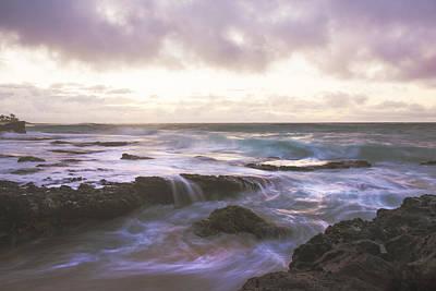 Morning Waves Print by Brian Harig
