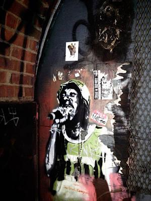 Hip Hop Photograph - Mos Def by Natasha Marco