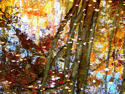 Mosaic Print by Karen Cook