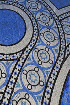 Mosaic Perspective 2 Print by Tony Rubino