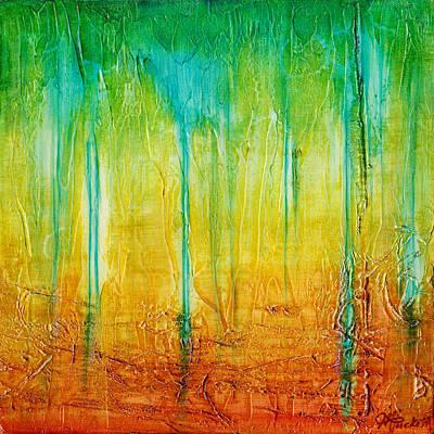 Painting - Moss by Margarita Puckett