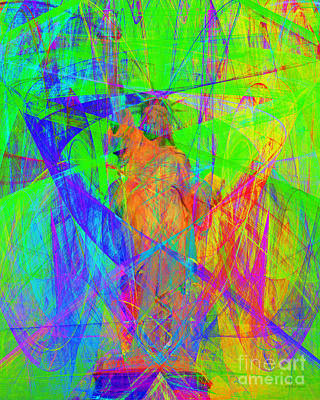 Mother Of Exiles 20130618m120 Print by Wingsdomain Art and Photography
