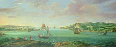 Mount Edgcumbe Print by Banfield