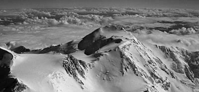 Mount Mckinley The Great One Print by Juergen Weiss