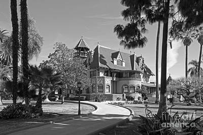 Liberal Photograph - Mount St. Mary's University Doheny Mansion by University Icons