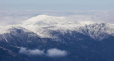 Photograph - Mount Washington, Sargents by Dave Cleaveland