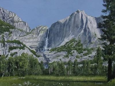 Mountain Pass Original by Michael Dillon
