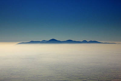 Mountains Photograph - Mourne Mountains by Colin Bailie