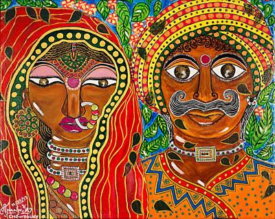 Mr.and Mrs.rathore       Original by Anannya Chowdhury