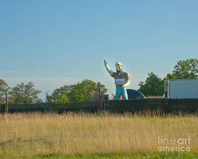 Missouri Photograph - Mr Big by Kay Pickens