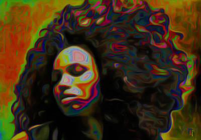 Ms Alt-titude Original by  Fli Art
