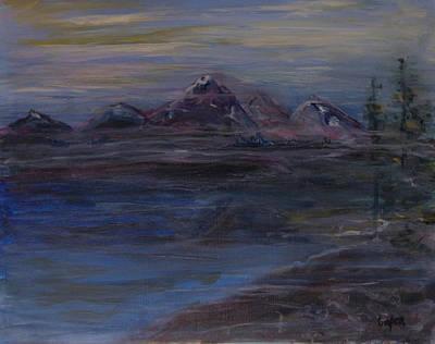 Mt. Imperial Original by Pamela Cooper