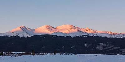 Mt. Massive Photograph - Mt. Massive by Aaron Spong