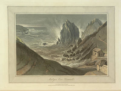 Mullyan Cove Print by British Library