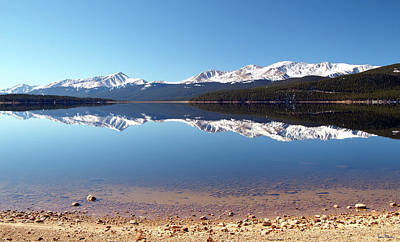 Mt. Massive Photograph - Multiple Choice by Jeremy Rhoades