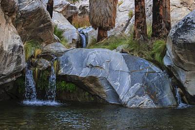Fall Photograph - Murray Canyon Falls by Scott Campbell