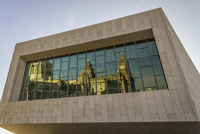 Museum Of Liverpool Print by Paul Madden