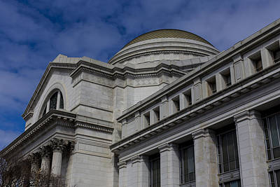 Smithsonian Museum Photograph - Museum Of Natural History by Andrew Pacheco