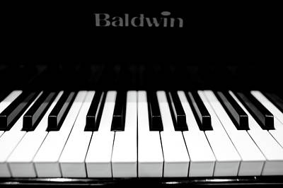 Black And White Photograph - Music by Sebastian Musial
