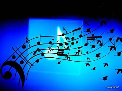 Music To Fly Original by Paulo Zerbato