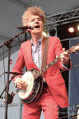 Photograph - Musician Dan Zanes by Concert Photos