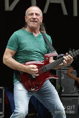 Photograph - Musician Mark Farner by Concert Photos