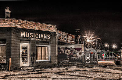 Musicians Union Print by Ray Congrove
